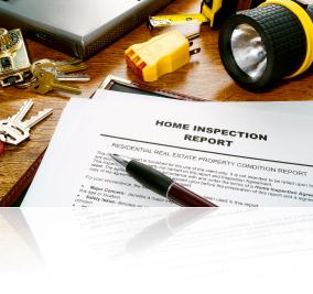 hiring a property inspector
